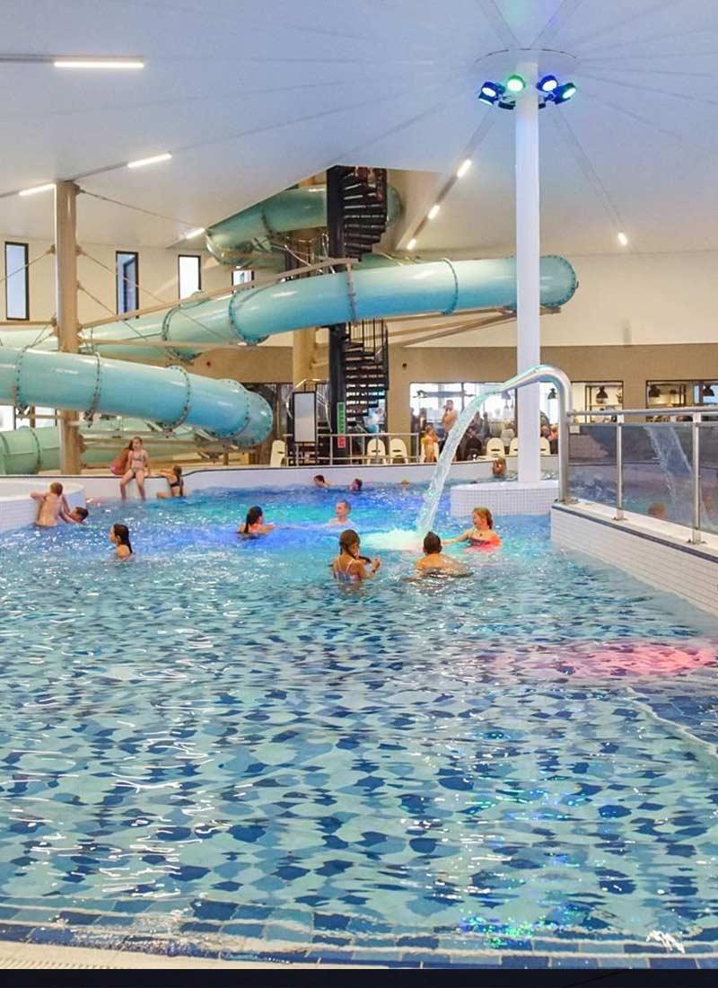 Recreatiebad zwembad Aquamar